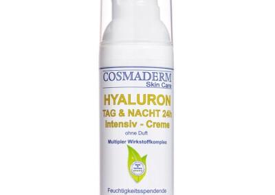 Hyaluron Tag & Nachtcreme 24h Intensiv-Creme